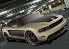 Reed Speed Mustang